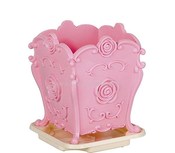 گلدان لوازم و آرایش تحریر رز جای لوازم آرایشی فانتزی پخش و خرید عمده اجناس و محصولات پلی نیک