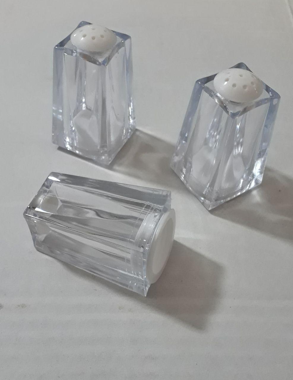 نمک پاش اکرولیک - پخش پلاستیک - پخش عمده انواع نمکپاش فانتزی کریستالی مناسب حراجی 10000 فروش