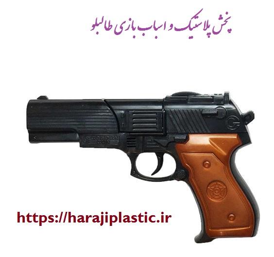 تفنگ ترقه ای طلایی کاران